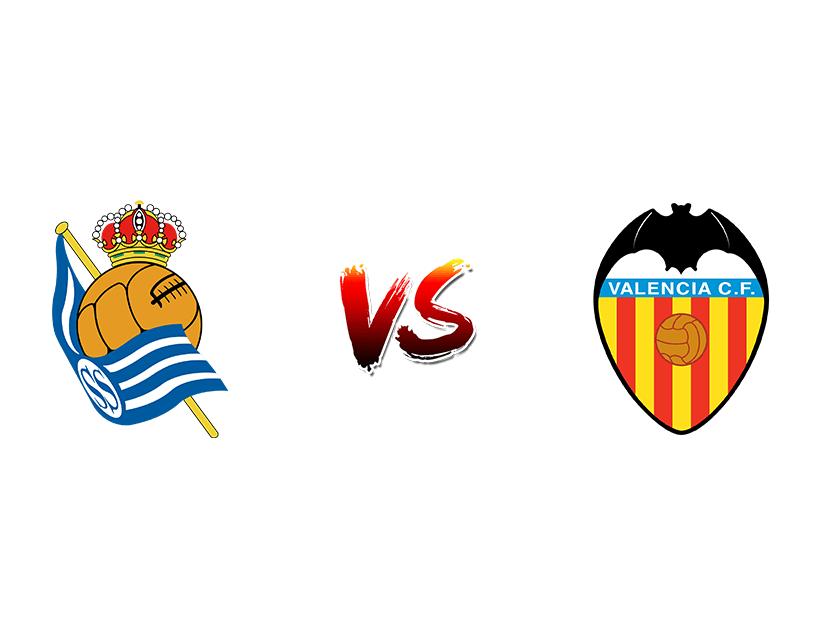Футбол. Испания. Примера. «Реал Сосьедад» — «Валенсия»