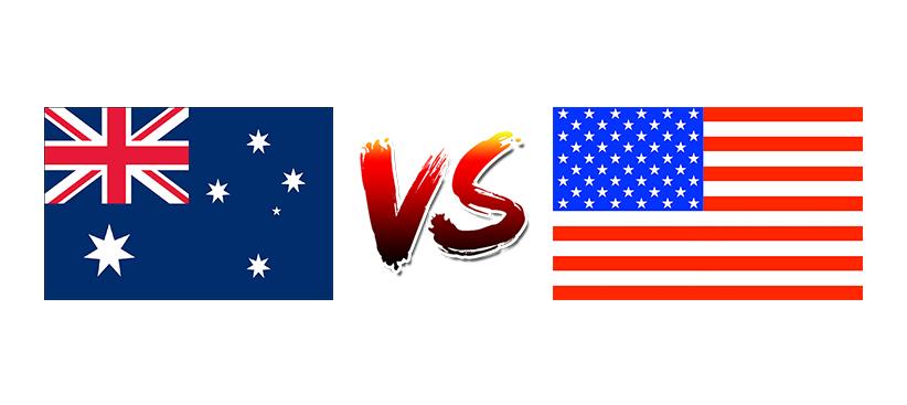 Волейбол. Чемпионат мира. Мужчины. Австралия — США