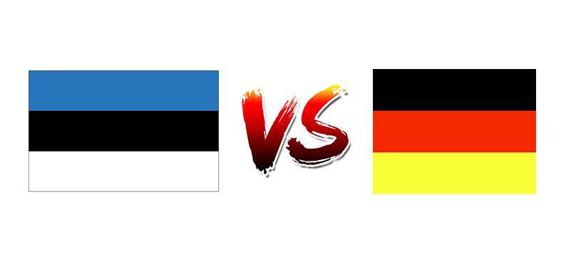 Баскетбол. Чемпионат мира. Квалификация. Мужчины. Эстония — Германия