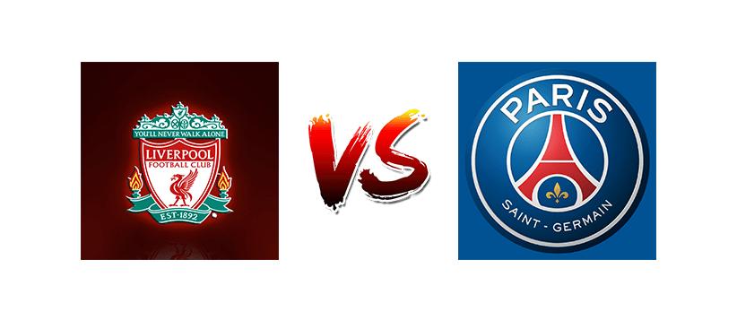 Футбол. Лига чемпионов UEFA. Ливерпуль — ПСЖ
