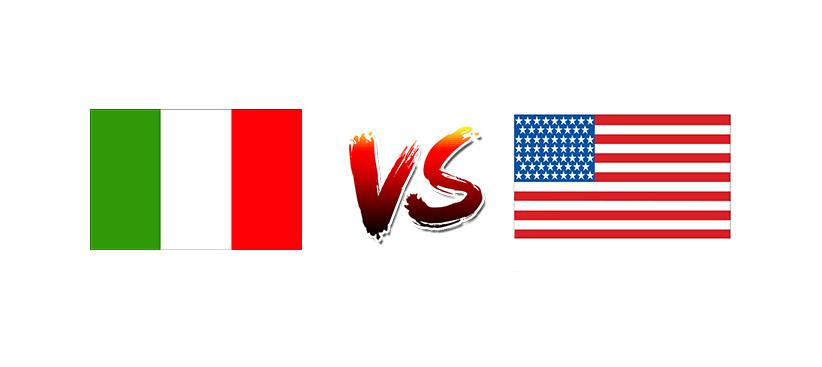 Волейбол. Чемпионат Мира. Женщины. Италия — США