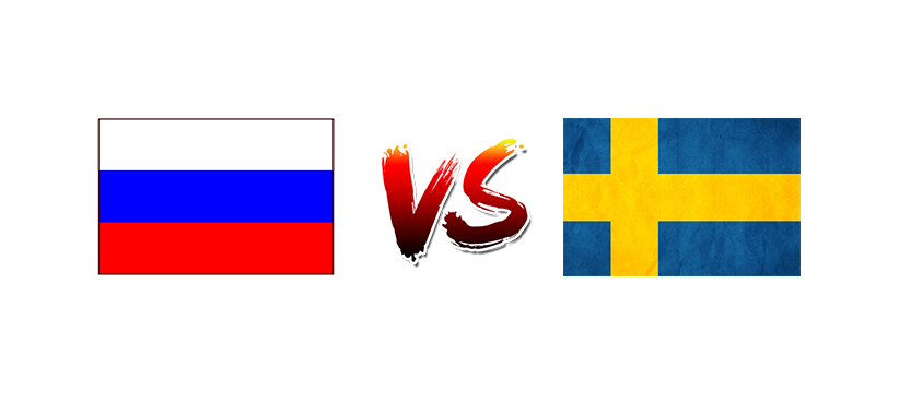 Футбол. Лига наций UEFA. Лига В. Россия — Швеция