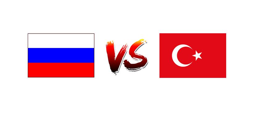 Футбол. Лига наций. Группа В. Россия — Турция