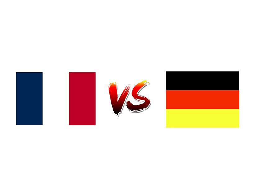 Футбол. Лига наций UEFA. Лига А. «Франция» — «Германия»