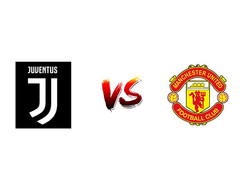 Футбол. Лига чемпионов UEFA. «Ювентус» — «Манчестер Юнайтед»