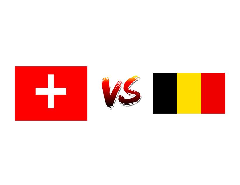 Футбол. Лига наций UEFA. Сборная Швейцарии — Сборная Бельгии