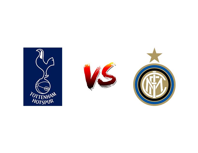 Футбол. Лига чемпионов UEFA. «Тоттенхэм» — «Интер»