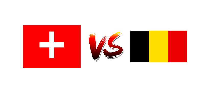 Футбол. Лига наций UEFA. Лига А. Швейцария — Бельгия