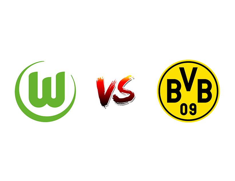 Футбол германия бундеслига вольфсбург боруссия