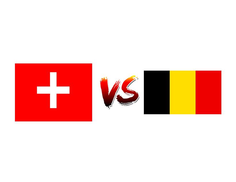 Футбол. Лига наций UEFA. Группа А. Сборная Швейцарии — Сборная Бельгии
