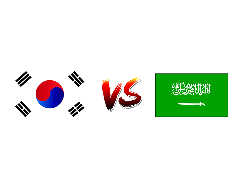 Футбол. Товарищеские матчи. Сборные. Республика Корея — Саудовская Аравия