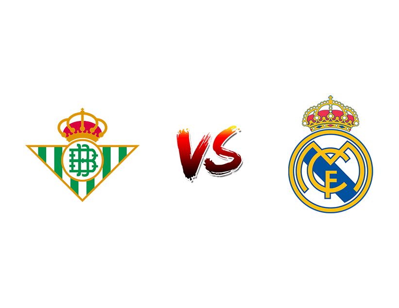 Футбол. Испания. Примера дивизион. Бетис — Реал М.
