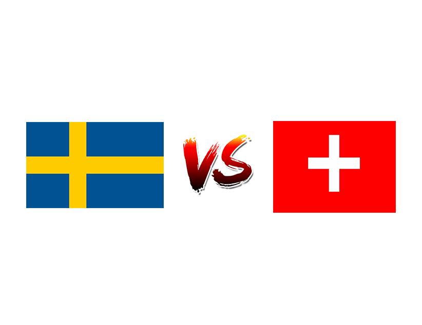 Хоккей. Чемпионат Мира до 20 лет. Швеция — Швейцария