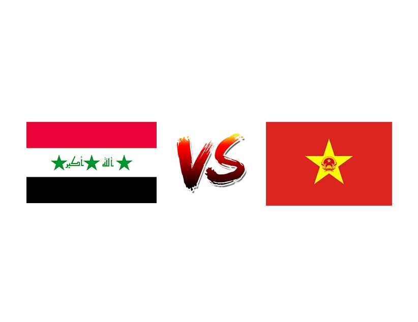 Футбол. Кубок Азии. Групповой этап. Ирак — Вьетнам