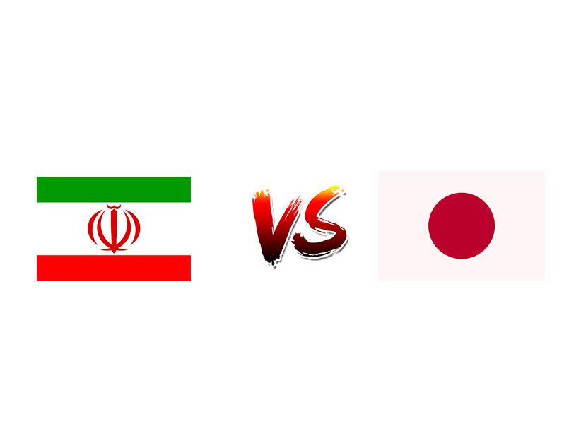 Футбол. Кубок Азии. Сборные. Иран — Япония