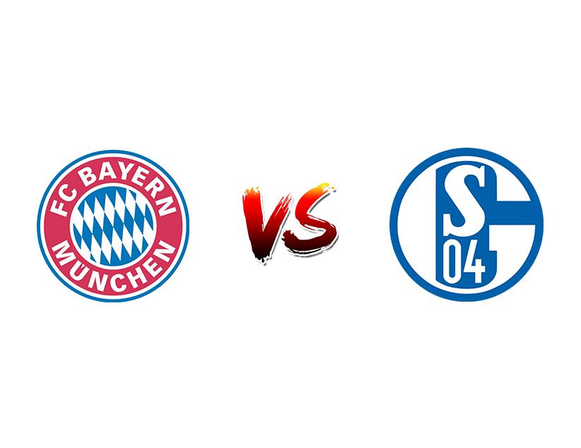 Футбол. Германия. Бундеслига. Бавария — Шальке 04