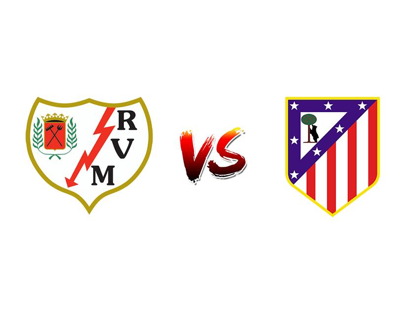 Футбол. Испания. Примера дивизион. Райо Вальекано — Атлетико
