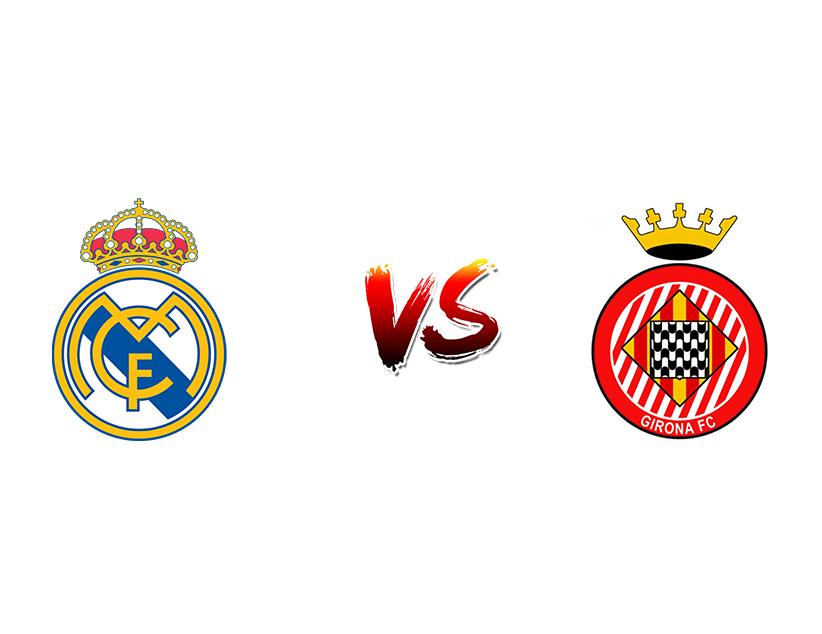 Футбол. Испания. Примера дивизион. Реал Мадрид — Жирона