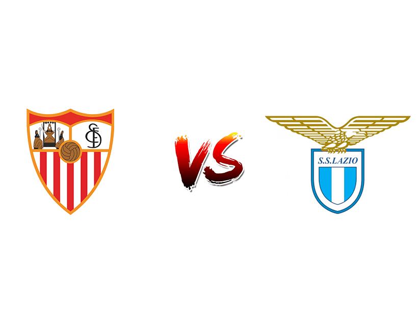 Футбол. Лига Европы UEFA. Севилья — Лацио