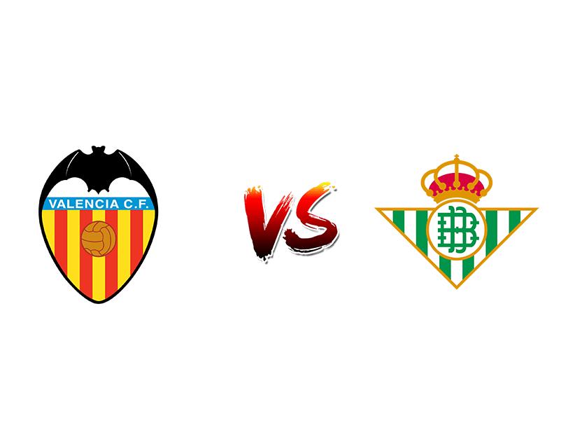 Футбол. Испания. Кубок. Валенсия — Бетис