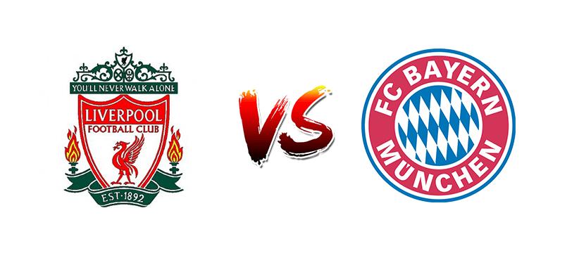 Футбол. Лига чемпионов UEFA. Ливерпуль — Бавария