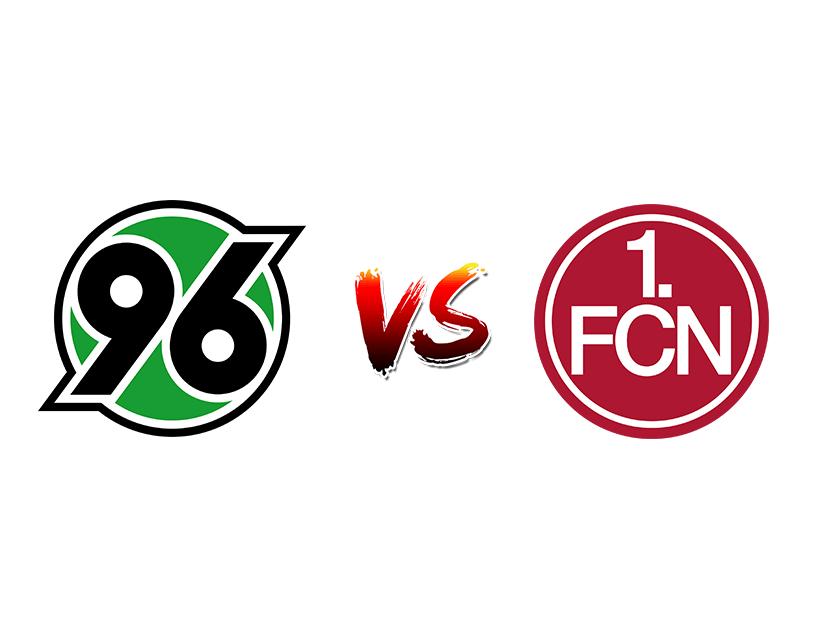 Футбол. Германия. Бундеслига. «Ганновер 96» (Ганновер) — «Нюрнберг» (Нюрнберг)
