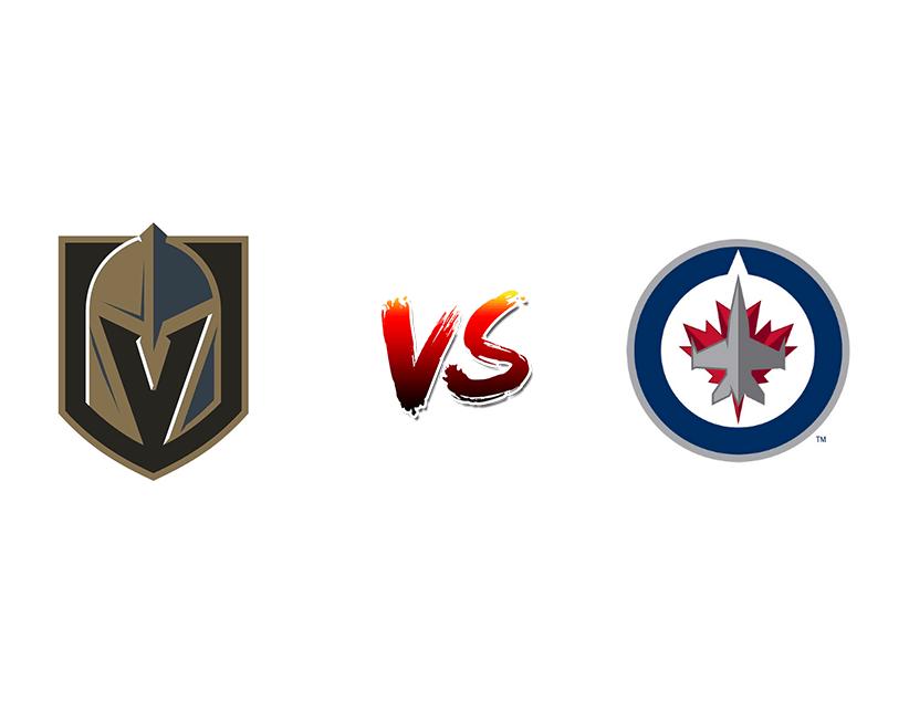 Хоккей. НХЛ. «Вегас Голден Найтс» (Лас-Вегас) – «Виннипег Джетс» (Виннипег)