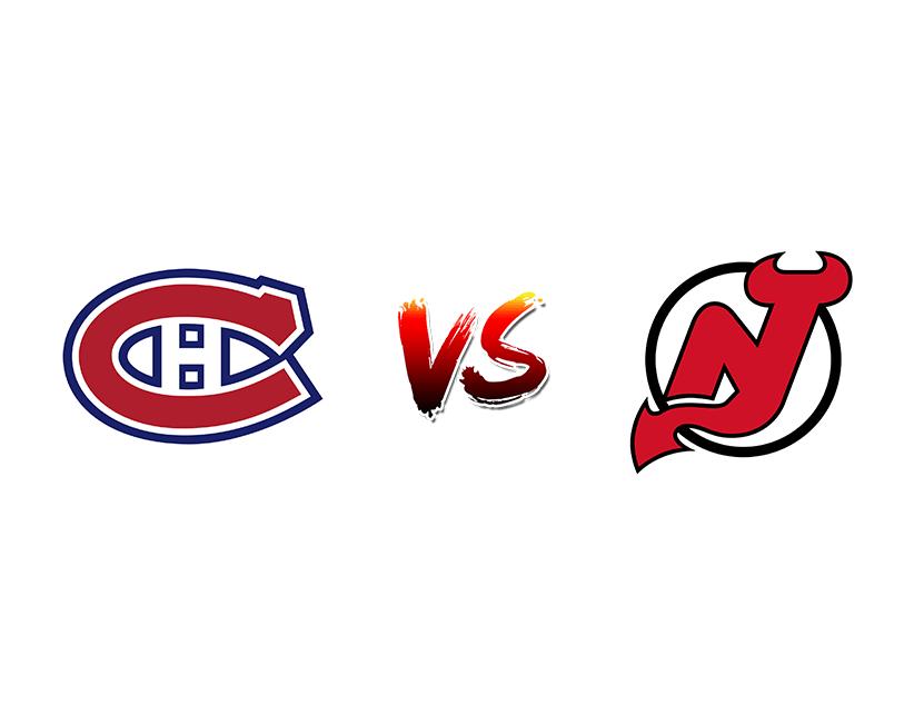 Хоккей. НХЛ. «Нью-Джерси Дэвилс» (Нью-Джерси) – «Монреаль Канадиенс» (Монреаль)