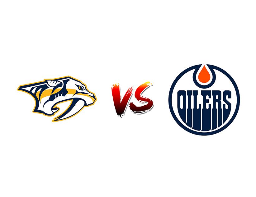 Хоккей. НХЛ. «Нэшвилл Предаторс» (Нашвилл) – «Эдмонтон Ойлерс» (Эдмонтон)