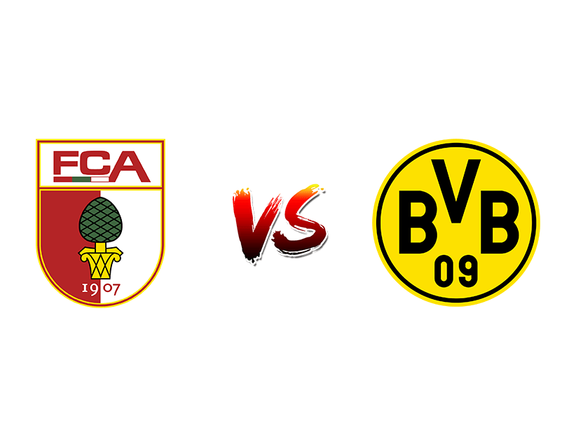 Футбол. Германия. Бундеслига. «Аугсбург» (Аугсбург) — «Боруссия» (Дортмунд)