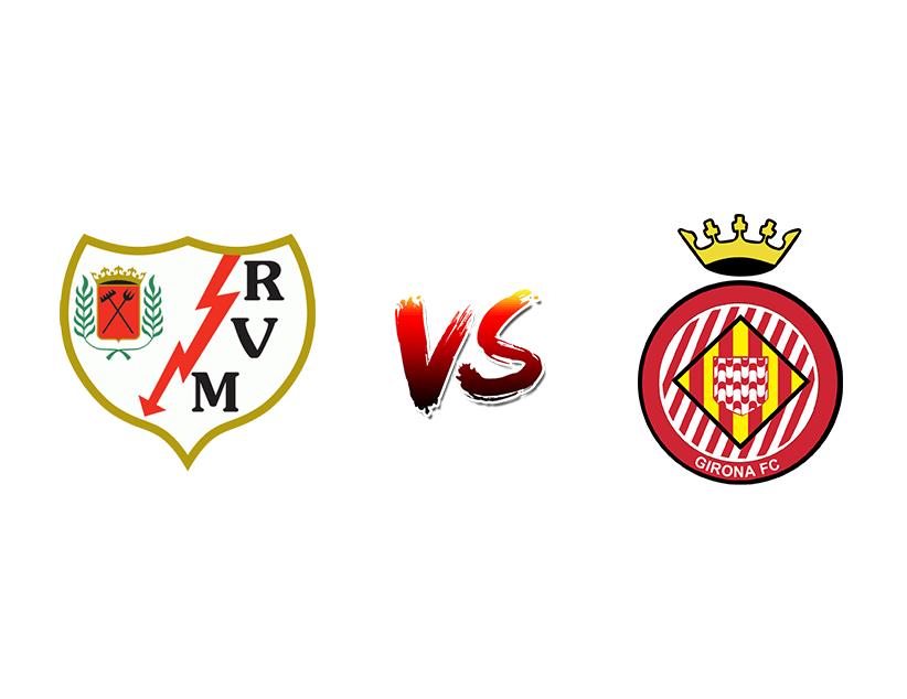 Футбол. Испания. Примера дивизион. «Райо Вальекано» (Мадрид) — «Жирона» (Жирона)