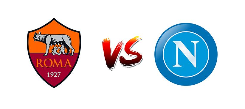 Футбол. Италия. Серия А. Рома — Наполи