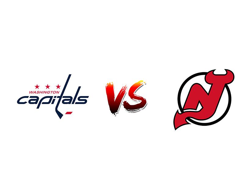 Хоккей. НХЛ. «Вашингтон Кэпиталс» (Вашингтон) – «Нью-Джерси Дэвилс» (Нью-Джерси)
