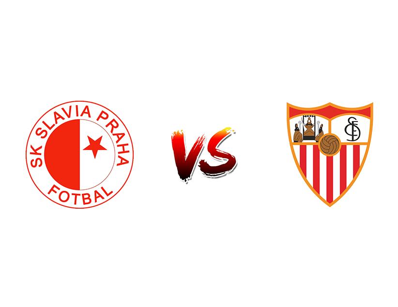 Футбол. Лига Европы. «Славия» (Прага) – «Севилья» (Севилья)