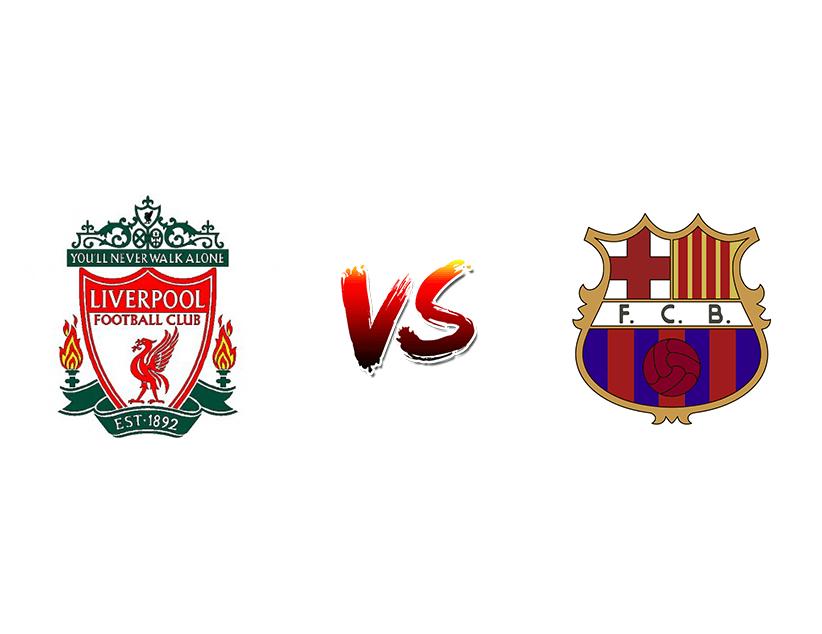 Футбол. Лига чемпионов. Ливерпуль — Барселона