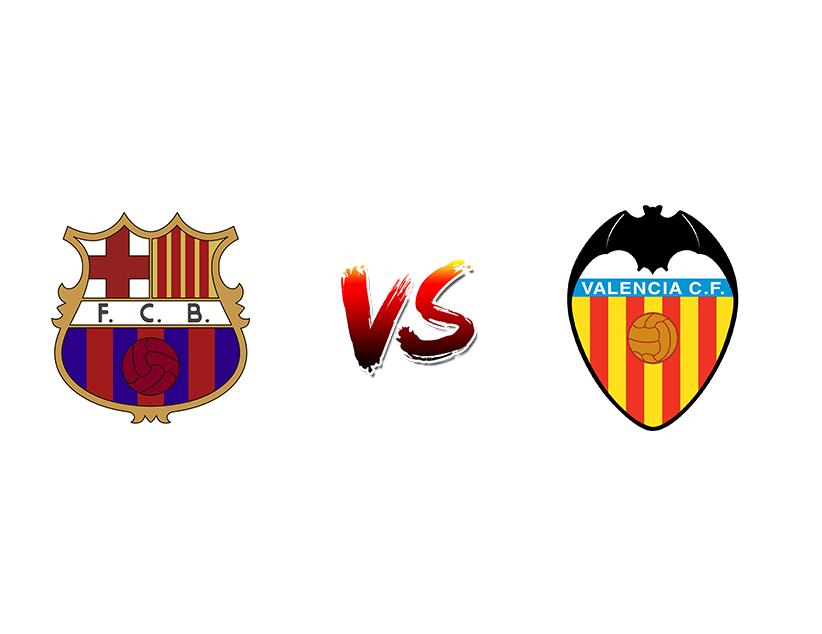 Футбол. Испания. Кубок. Финал. Барселона — Валенсия