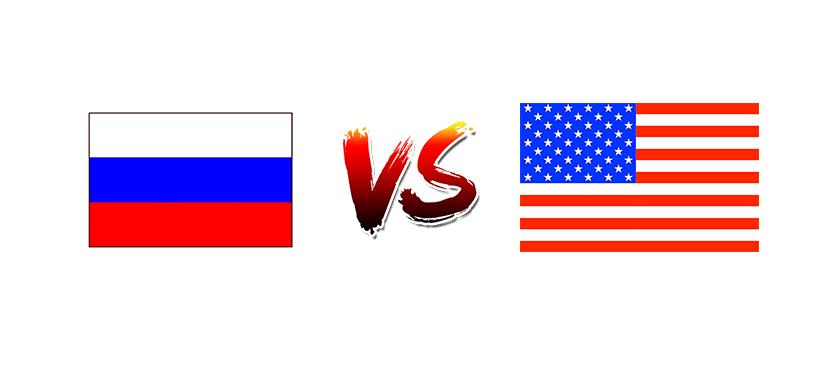 Хоккей. ЧМ. Россия — США
