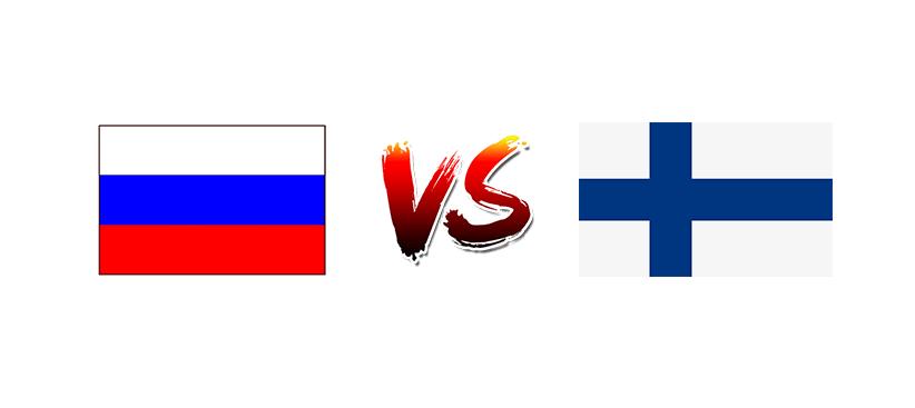Хоккей. ЧМ. Россия — Финляндия