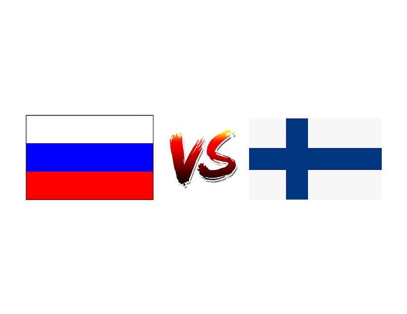 Хоккей. ЧМ. Сборная России — Сборная Финляндии