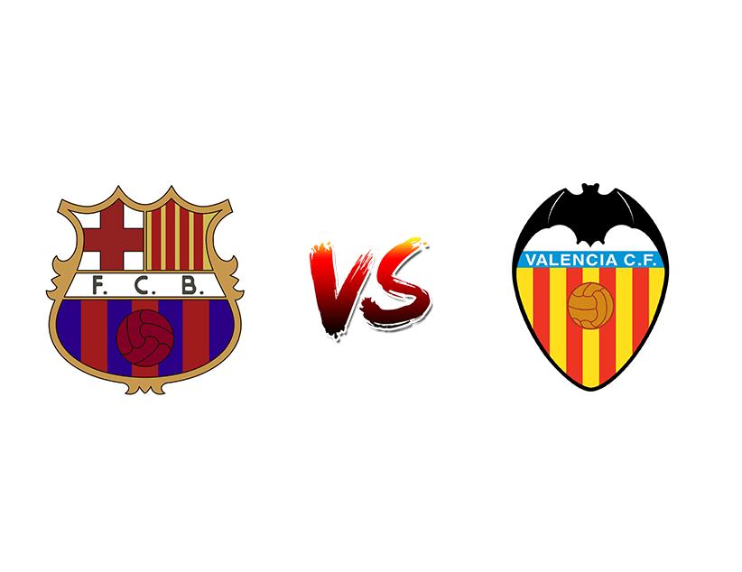 Футбол. Испания. Кубок. Финал. «Барселона» (Барселона)  — «Валенсия» (Валенсия)
