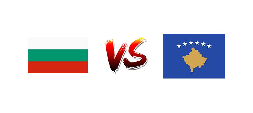 Футбол. Чемпионат Европы 2020. Квалификация. Сборная Болгарии — Сборная Косово