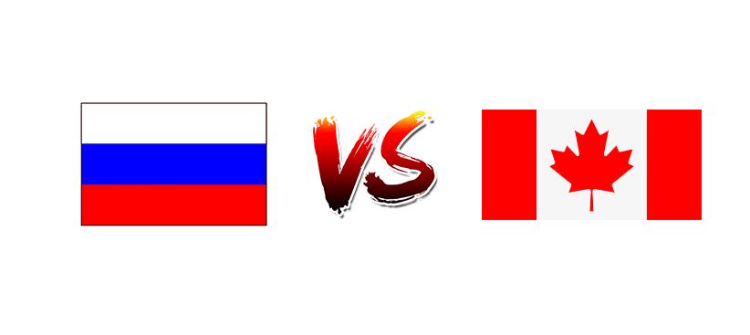 Волейбол. Лига наций. Мужчины. Сборная России — Сборная Канады