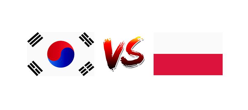 Волейбол. Лига наций. Женщины. Республика Корея. Сборная Республики Корея — Сборная Польши