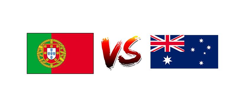 Волейбол. Лига наций. Мужчины. 2019. Круговой турнир. Иран. Сборная Португалии — Сборная Австралии