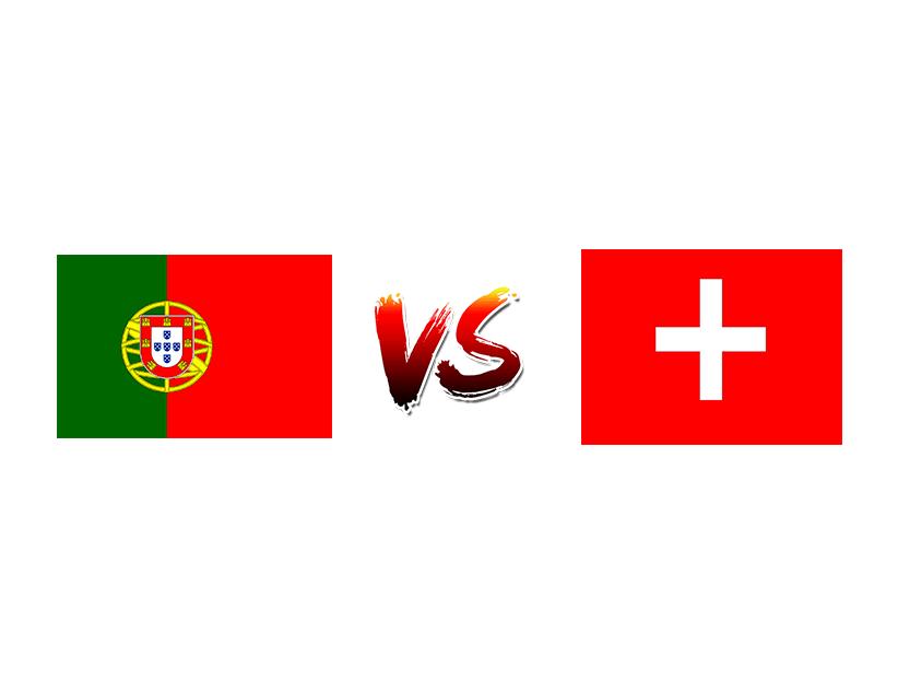 Футбол. Лига наций UEFA. Сборная Португалии — Сборная Швейцарии
