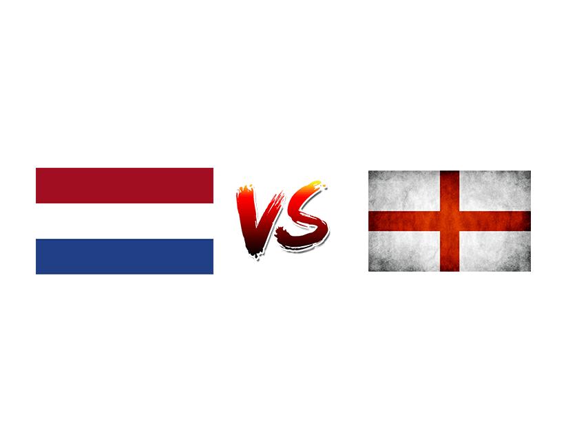 Футбол. Лига наций UEFA. Сборная Нидерландов — Сборная Англии