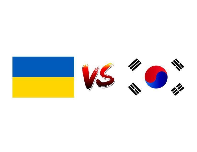 Футбол. Чемпионат Мира до 20 лет. 2019. Польша. Сборная Украины — Сборная Республики Кореи