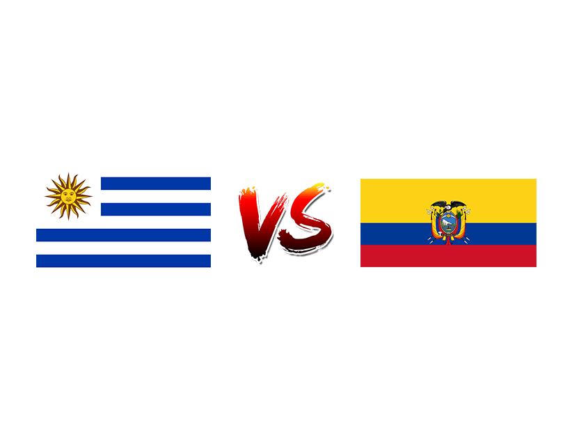 Футбол. Кубок Америки. 2019. Бразилия. Сборная Уругвая — Сборная Эквадора