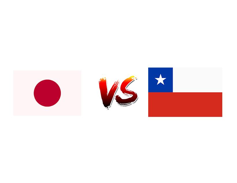 Футбол. Кубок Америки. 2019. Бразилия. Сборная Японии — Сборная Чили