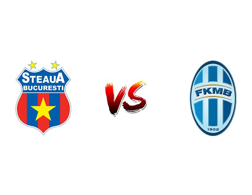 Футбол. Лига Европы. «Стяуа» (Румыния) – «Млада Болеслав» (Чехия)